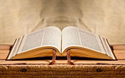 Significado De Soñar Con Biblia