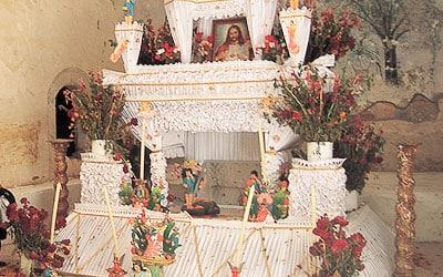 Soñar con Altar